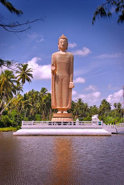 Sri Lankan Statue