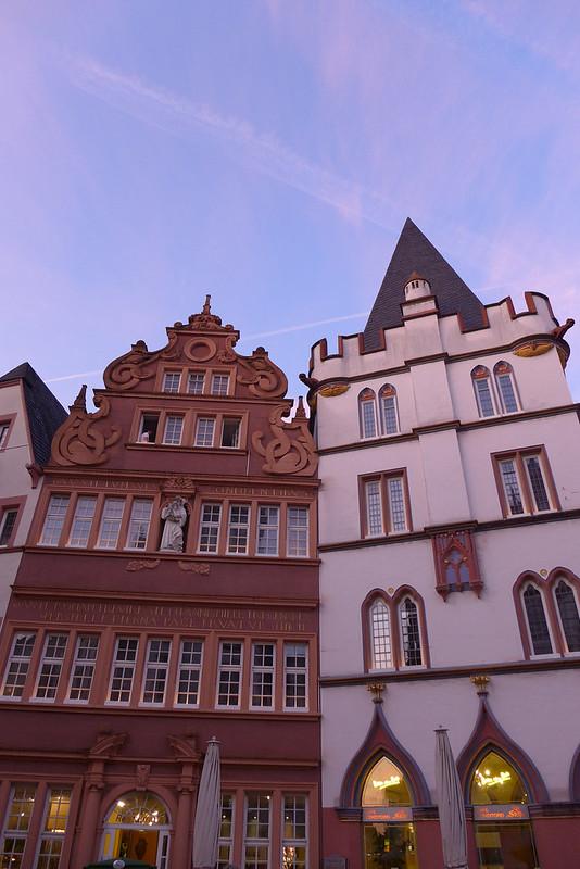 A la découverte de Trier (Allemagne) - 011 - Hauptmarkt