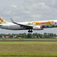 Transavia PH-HZL Boeing 737-8K2(WL) #AMS Sunweb cs