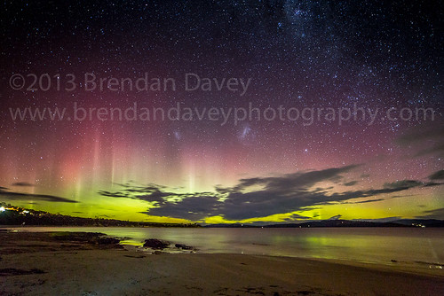 South Arm Beach by Brendan Davey