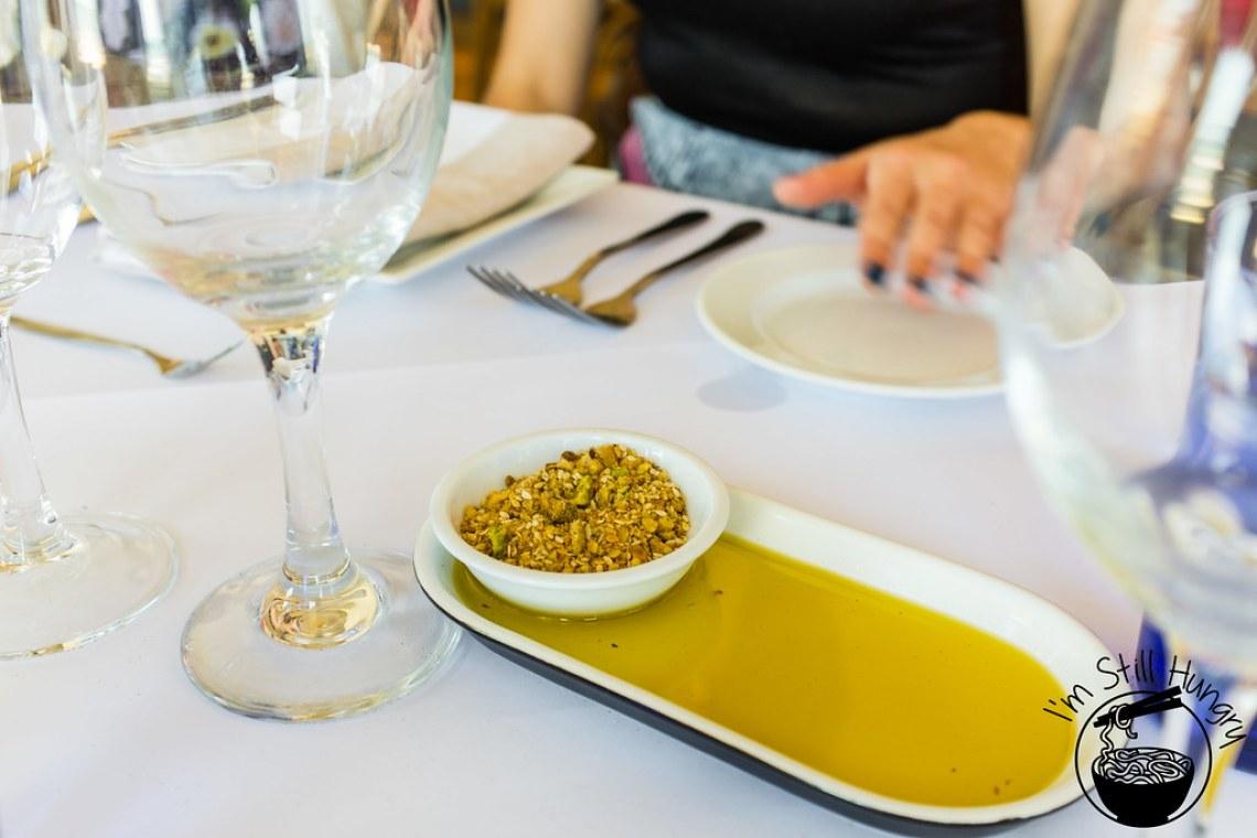 Dukkah Flanagan's dining room