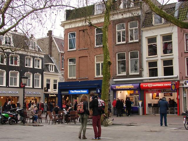 Vredenburg Street Scenes