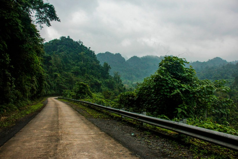 vejene i Vietnam