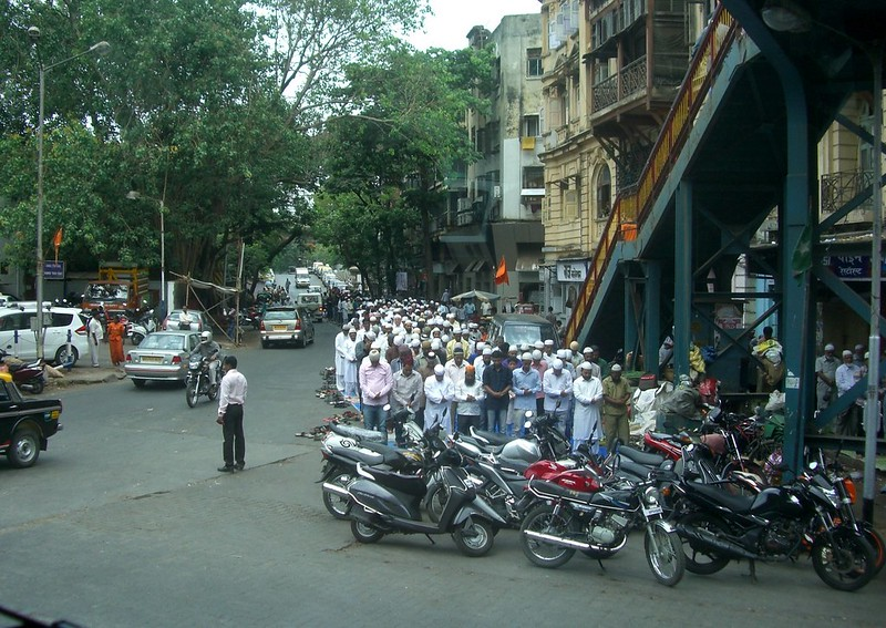 India Mumbai Call to prayer