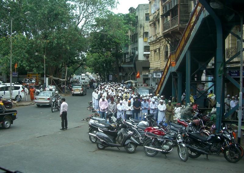 India Mumbai Call to prayer