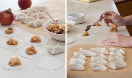 Apple Dumplings 1