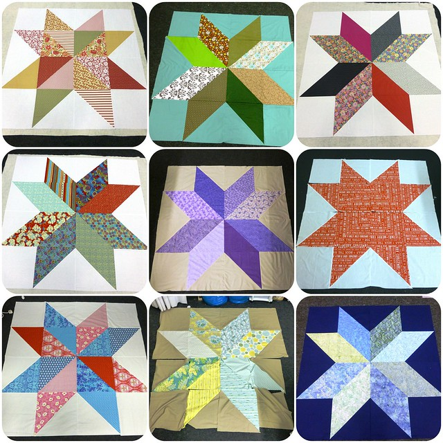 Giant Star Workshop Nov13
