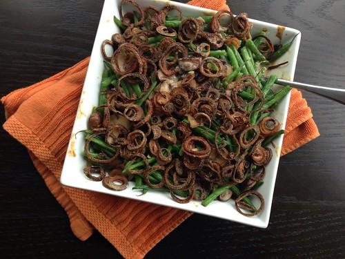 Green bean casserole on twothirtyate.com