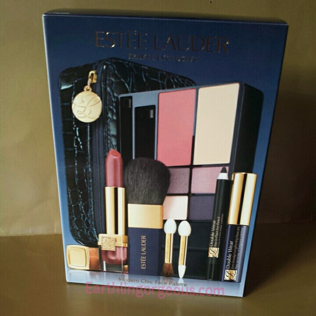 Estee Lauder Travrl Exclusive Modern Chic Face Palette