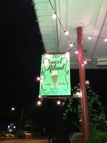 sweet ritual