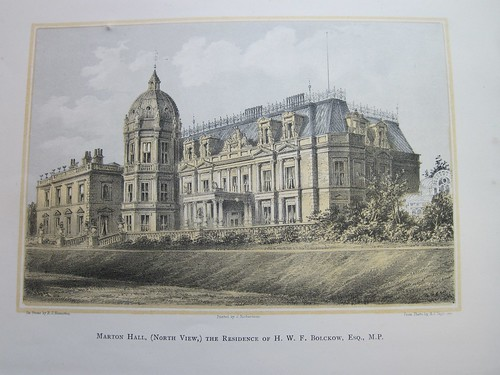 Marton Hall