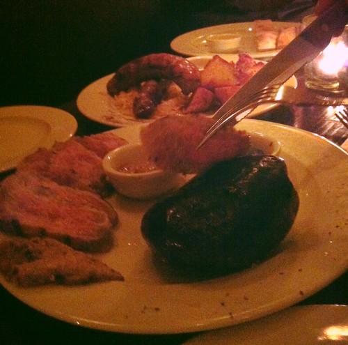 Hot rock meat by nikki.j.thorpe