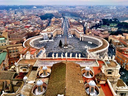 Mis 15 capitales favoritas de Europa - Ciudad del Vaticano