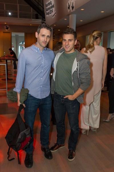 Josh Tyrangiel, Brian Chesky