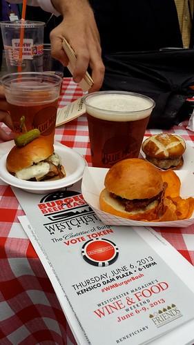 WM Burger Beer Bash 2013