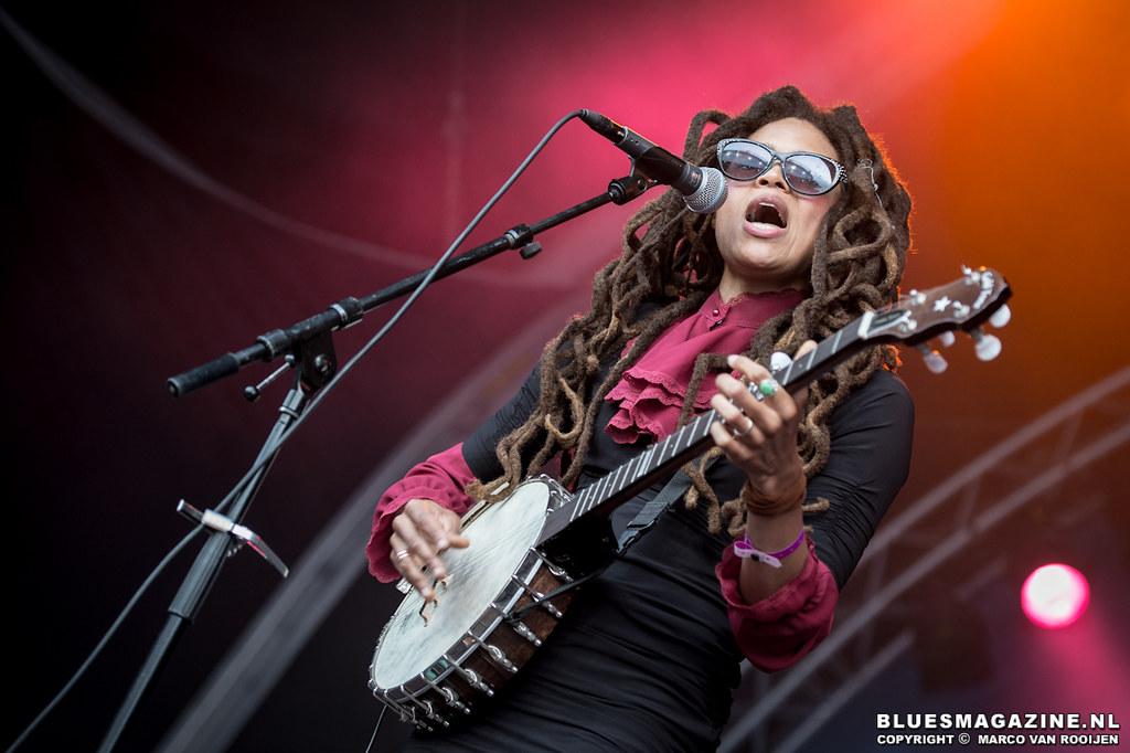 Valerie June @ North Sea Jazz Festival - Dag 3