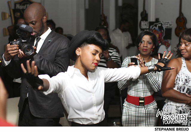 Janelle Monae Electric Lady Photos DC Brightest Young Things18