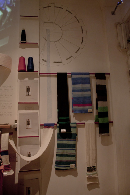 Merel Karhof - Wind Knitting