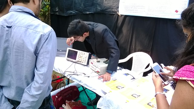 Memristors at MakerFest