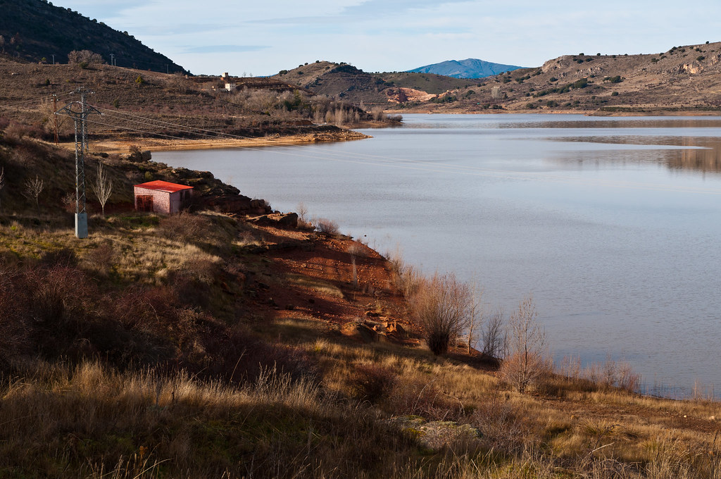 Embalse de Pálmaces (III)