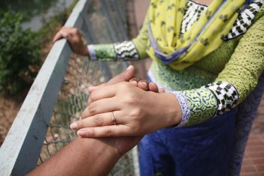 Hands in Hand: 6 of 100