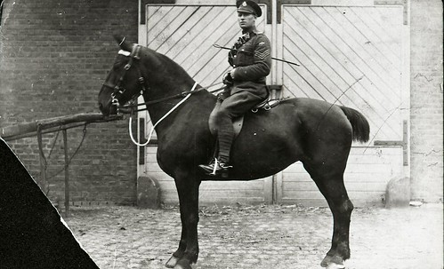 Mounted Soldier c1914-1918