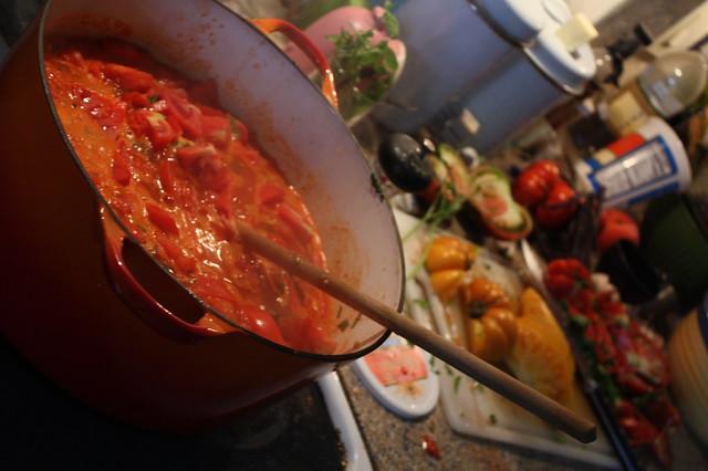 Lazy Tomato Sauce