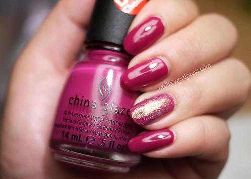 China Glaze Designer Satin