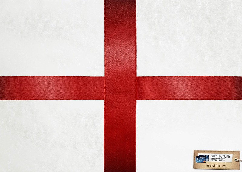 MaxiMiles England