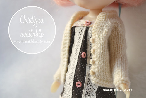 New cardigans by * Ronmiel *