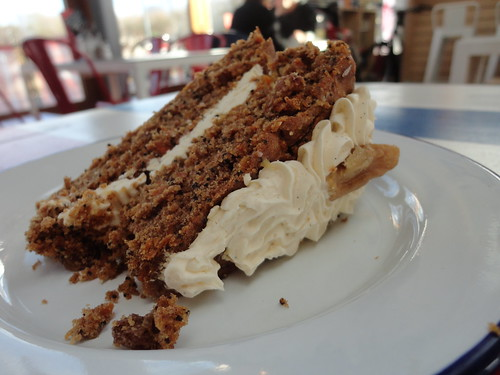 Carrot cake by South Downs MTB Skills