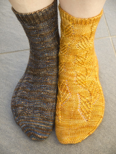 An odd-pair of socks