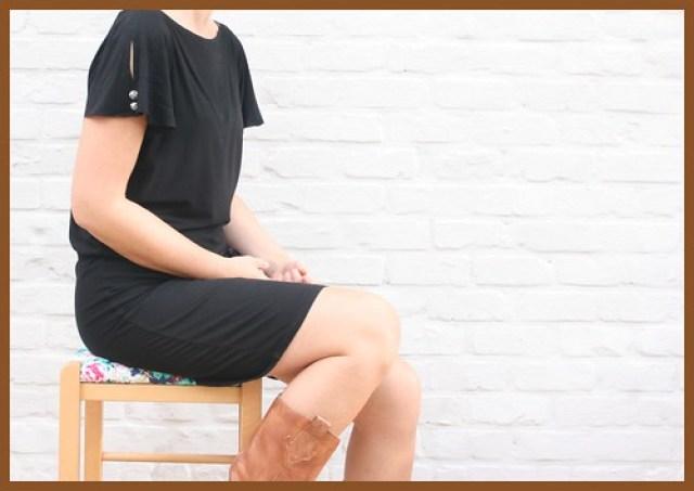 festivaljurk (sitting)