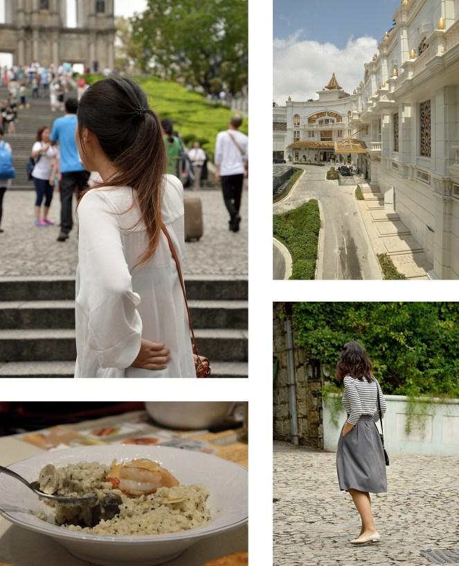 Galaxy Macau, photography, travel, Tsui Wah Broadway Macau, risotto