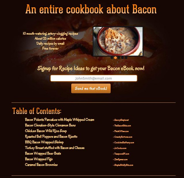 BaconBook