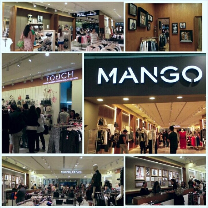 Mango Flagship Store Philippines (Earthlingorgeous)
