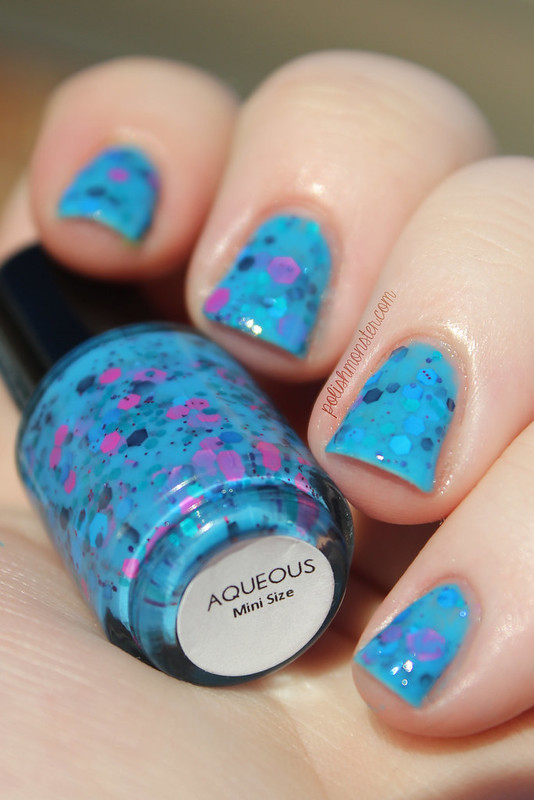 Femme Fatale Polish Aqueous