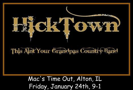 Hicktown 1-24-14