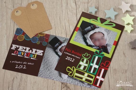 Postales de navidad con foto
