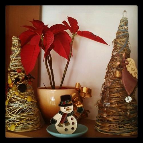 Árboles navideños by alialba
