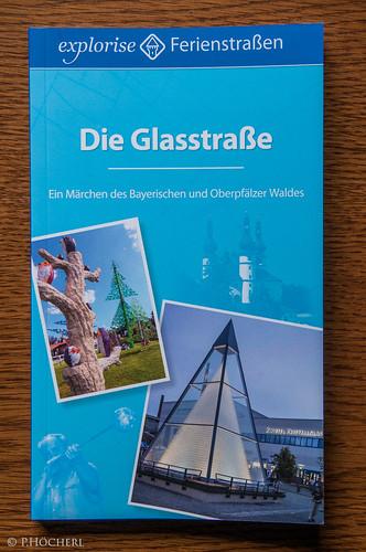 Reiseführer Glasstraße