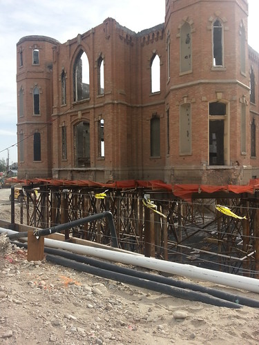 5-22-13 Provo Temple Reconstruction 2