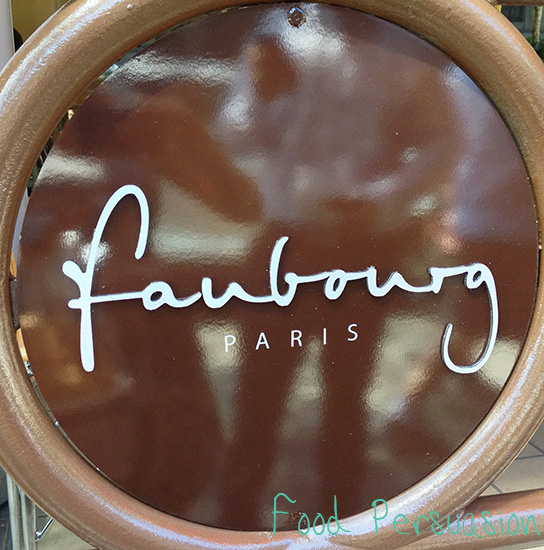 Faubourg Signage