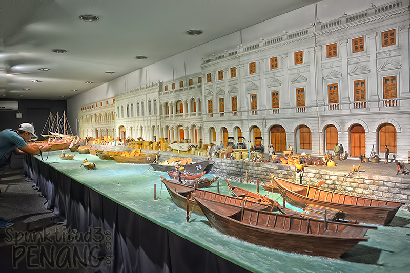 Made In Penang Interactive Museum 美因槟廊