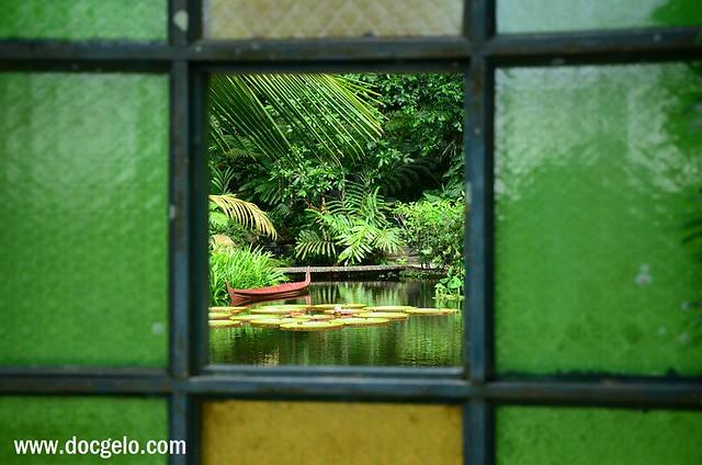 Peek-A-Boo, Tropical Spice Garden, Penang