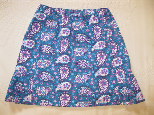 Oliver + s music class skirt for Clare - size 10