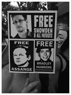 Free #Snowden Free #Assange #FreeBrad @RestoreThe4thSF #RestoreThe4th #R4SF #bradleymanning #wikileaks  #nsa #july4th