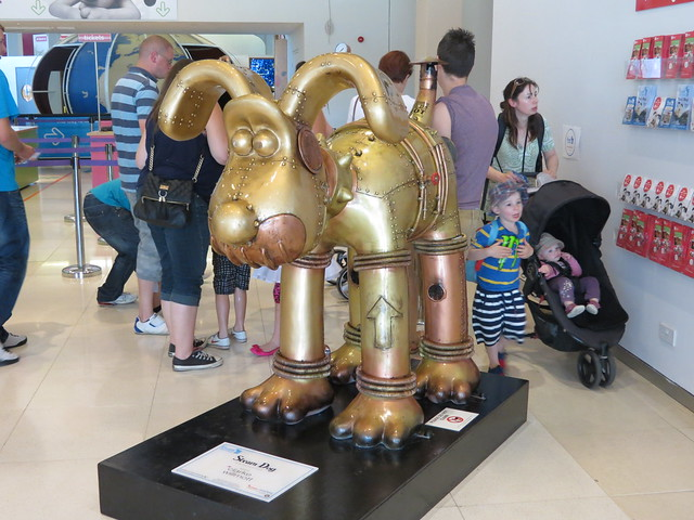 Steam Dog by Dan Shearn at Red Central