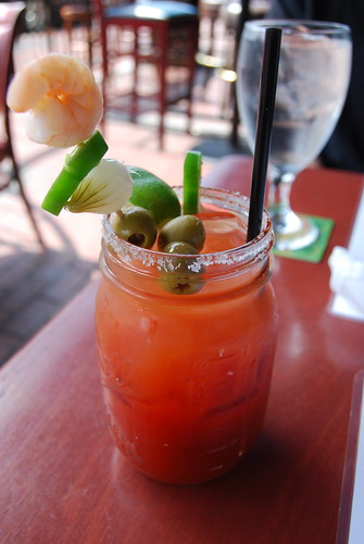 La Fiesta Bloody Mary