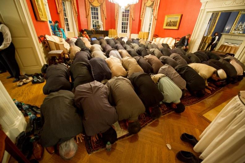 Goodbye Ramadan, Until Next Year...